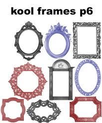kool ornamental frames p vi by koolprincein on deviantart