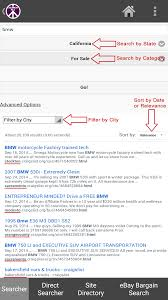 amazon com search all for craigslist appstore for android