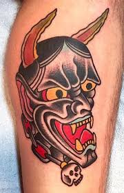 100 electric lotus tattoo oni mask electric lotus tattoo