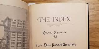 where to find yearbooks yearbooks of illinois state milner library illinois