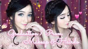tutorial makeup natural wisuda graduation prom makeup hairdo tutorial makeup wisuda bahasa