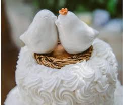 bird wedding cake toppers 21 unique bird wedding cake toppers