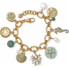 aqua shores aqua shores charm bracelet bracelets