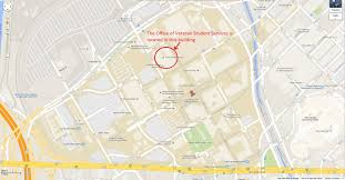 Denver International Airport Map Map And Directions Veteran Student Services University Of