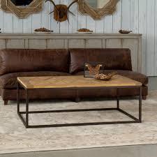 Parquet Coffee Table Parquet Floor Coffee Table Sarreid Ltd Portal Your Source