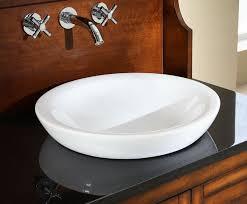 semi recessed bathroom sinks semi recessed bathroom sink nrc with prepare 14 savitatruth com