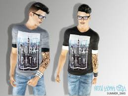 sims 3 men custom content male clothes sims 3 tumblr