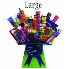 Candy Bouquet Delivery Oh So Sweet Candy Trees