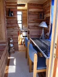 interiors of tiny homes tiny houses on wheels interior to lights to computers this one