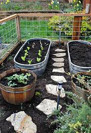 Rock Vegetable Garden 10 Ways To Style Your Own Vegetable Garden