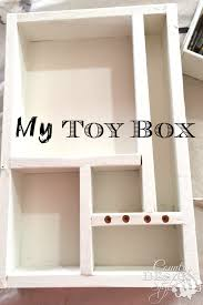 Free Toy Box Designs tool box ideas country design style