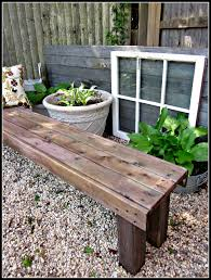 Diy Wooden Garden Bench by Best 25 Pallet Garden Benches Ideas On Pinterest Pallet Garden