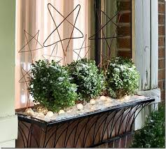 Metal Window Boxes For Plants - 8 best outside window boxes images on pinterest winter window