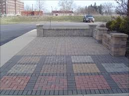 Cost Of Paver Patio Home Bedroom Wonderful Home Depot Pavers 12x12 Paver Patio Cost Paver