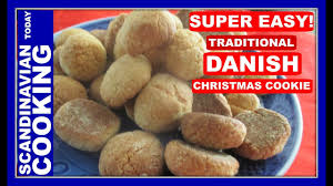 how to make danish peppernut christmas cookie pebernødder youtube