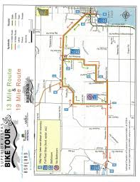 Route 70 Map by Superior Vistas Wisconsin Bike Tour
