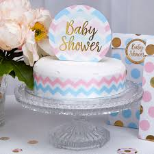 pattern works cake topper baby shower trade u0026 wholesale party
