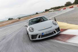 new porsche 911 2018 porsche 911 gt3 first drive review automobile magazine