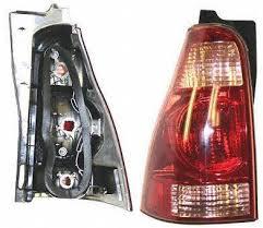 2003 toyota 4runner tail light amazon com 03 05 toyota 4runner 4 runner tail light lh driver side