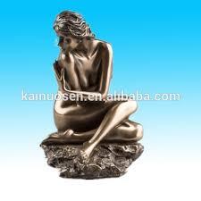 poseidon greek god of the sea resin god statue sculpture