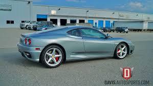 Ferrari 360 Interior Ferrari 360 Modena For Sale U2014 Davis Autosports