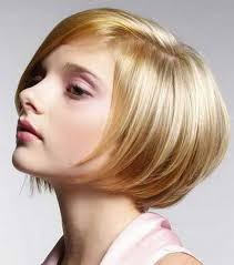 stacked hairstyles for thin hair stacked blonde bob haircuts for fine hair bobs 10 short