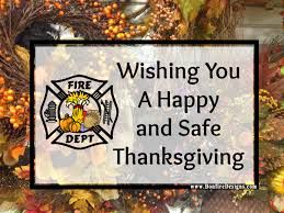 wishing you a happy thanksgiving firefighter gifts the brotherhood bond a firefighter thanksgiving