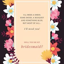 invitation to be a bridesmaid customize 42 be my bridesmaid invitation templates online canva