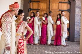 hindu wedding dress for indian wedding groom bridal party in pleasanton california