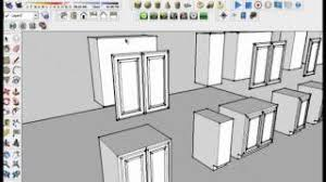 sketchup tutorial kitchen sketchup tutorial kitchen designs made simple and easy part 2