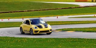 the original volkswagen beetle gsr 2014 volkswagen beetle gsr scoots around go kart autocross at road