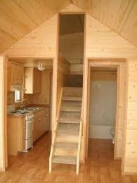 Small Cabin Ideas Interior Tiny Houses Small Spaces Photo House Structures Pinterest