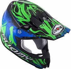 motocross helmet review suomy mr jump graffiti motocross helmet black green blue helmets