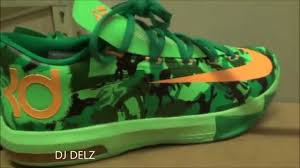 kd 6 easter nike kd 6 easter camo bunny rabbit sneaker review on with