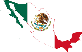 Map Of Mexico With States by File Mexico Flag Map Svg Wikimedia Commons