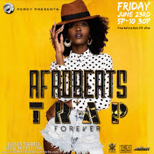 New York Ny Events U0026 Things To Do Eventbrite Afrobeats U0026 Trap Forever June 2017 Tickets Fri Jun 23 2017 At