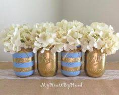 jar centerpieces for baby shower pink and gold jar centerpieces baby shower jars