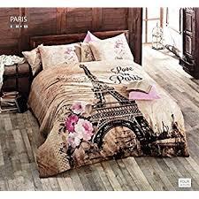 What Size Is A Single Duvet Amazon Com Springtime In Paris Twin Size Duvet Cover Bedding Set