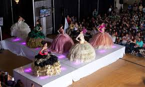quinceanera dresses showcased at our 2013 los angeles quince expo