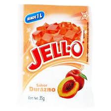 polvo para gelatina sabor durazno city market a domicilio