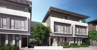 Row Houses In Bangalore - goyal alanoville in hennur bangalore price floor plans photos