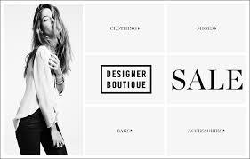 sale designer boutique - Designer Sale