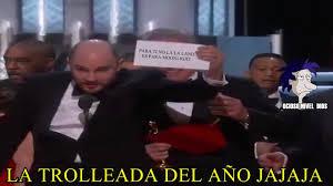 Memes Oscar - 纉scar 2017 memes la trolleada para la la land hist羌rico error en