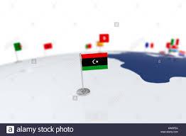 Libyas Flag Official Flag Of Libya Stock Photos U0026 Official Flag Of Libya Stock