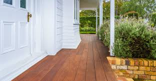 ligner wood products mahogany decking installation tips