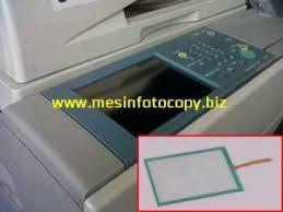 Mesin Fotokopi Rusak cara mengatasi lcd mesin fotocopy geser