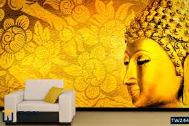 3d Wallpaper For Home Wall India Spiritual Wall Paper Think Walls Call 04039594520 In Hyderabad