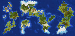 Beautiful World Map by I Am In Love With World Painter It Can Create Beautiful