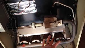 gas valve installation upgrade to robertshaw intermittent spark