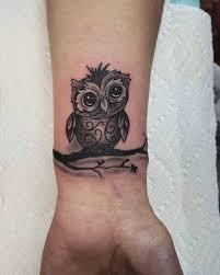 best 25 owl tattoo wrist ideas on pinterest owl tat tiny owl